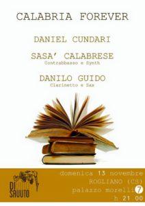 """Daniel CUNDARI per """"DiVino Savuto"""""""