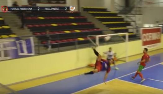 """<span class=""""entry-title-primary"""">Futsal Polistena – Roglianese (4-5)</span> <span class=""""entry-subtitle"""">Colpaccio della Roglianese fuori casa </span>"""