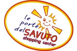 Le porte del SAVUTO shopping center